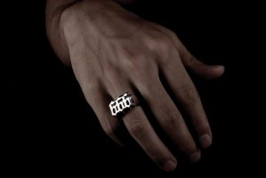 666 ring by kingkroach