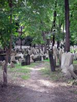 the old jewish cemetery 4 by Meltys-stock