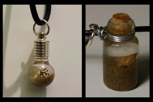 Beach in a bottle by Xerces