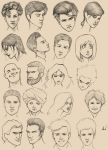 840 Th Sketches by M053AB