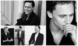 Tom Hiddleston Wallpaper by XxTaraxKitaidexX