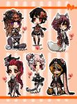 ChibiAdopts-11: CLOSED by mostlyniceAdopts
