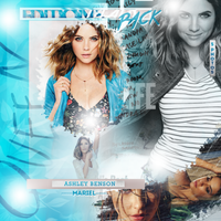 #PACK JPG# Ashley Benson. by MarEditions1