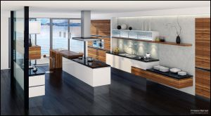 3D Kitchen - part 2 of 3 by FEG