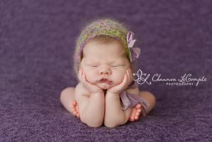 Dallas Newborn Photography by Chaunva LeCompte by Chaunvaphoto