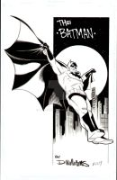 Bats Dick Sprang Style by BroHawk