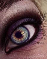 A glimpse of your soul by creative-candy