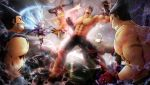 TEKKEN  Rumble Flash by Bob-Raigen