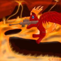 Hell, The Pony by Coporaptor
