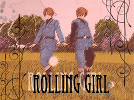 [Dreamtalia MMD] Rolling Girl - APRIL FOOLS 2014 by Comical-Carnival
