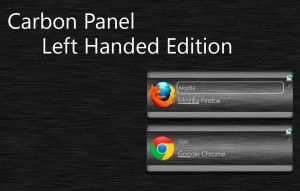 Carbon Panel - Left by exyron