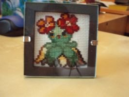 Bellossom Cross Stitch by micadjems