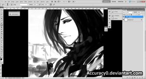 Eren's Death WIP by borjen-art