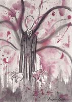 The Slender Man by MorianBloodmoon
