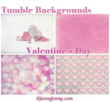 Tumblr Backgrounds For Valentines Day by ibjennyjenny