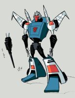 G1 animated Tracks by dcjosh