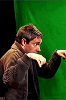 Martin Freeman Gif *1/3* by NiallsWife