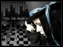 .Feel.The.Music. by LuvKillzTheDemon