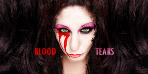 Blood Tears Signature by fauxonym7