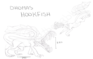 Dhomas Hookfish Concept. by kroeger94