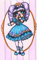 Sweet Lolita card by Monstrous-Teaparty