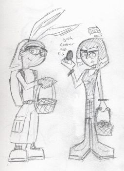 Happy Easter 2005 by whitegryphon