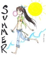 Summer 2010 by Anrui219