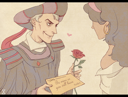 late valentine 01 - a card by iinchiostro