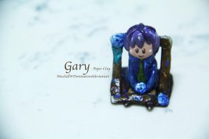Gary Paper Clay by MicehellWDomination