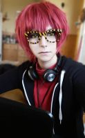 Mystic Messenger - 707 by TemeSasu