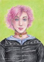 HP Nymphadora Tonks by Verlisaerys