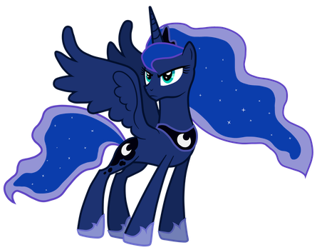 Princess of the night by JennieOo