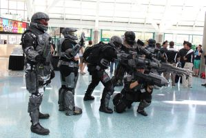 Halo - AX 2012 by AtomicBrownie