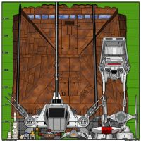 Star Wars Heights Chart by cosedimarco