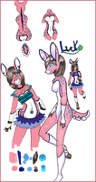 Luck Ref by sugar-cat-candy