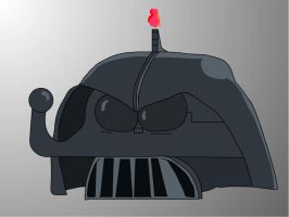 Darth Grater by MacWaffly