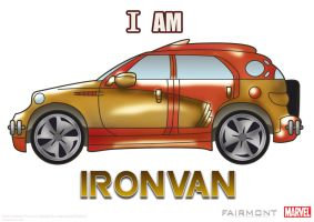 2015 Fairmont True SUV (Iron Man Limited Edition) by DCEG