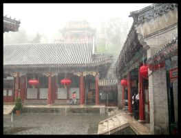 Summer Palace 02 by HypnoFrogs