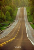 The Road Less Traveled by alahay