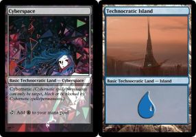 Cybernetic Set 1 of... for MTG by Warrior-Within
