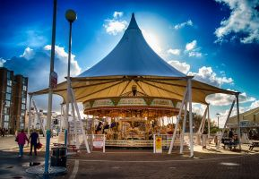 Carousel HDR by woody1981