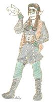 Steampunk Horwell by InvaderSonicMx