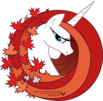 Apricity's Swirling Maple Mane by Firestorm-CAN