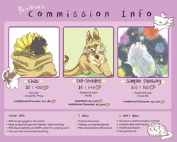 Commission Info by Pawlove-Arts