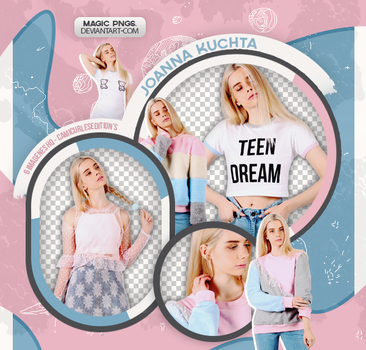 PACK PNG 599  JOANNA KUCHTA by MAGIC-PNGS
