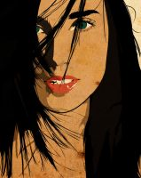 Jennifer Connelly by FallOutHero