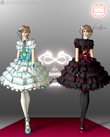 5th piece Swan Lake Loli Collection by Neko-Vi