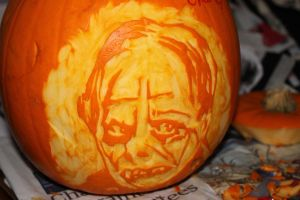 Lon Chaney pumpkin 1 by countevil