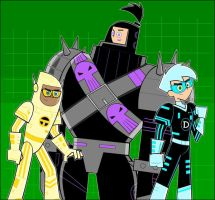 """""""The Cyber-warriors"""" by TheChaoticShadow"""