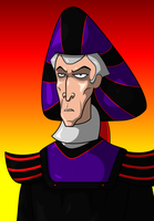 Frollo by AraghenXD